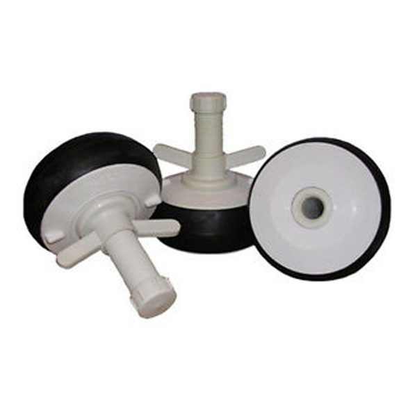 HFT Nylon Pipe Stopper 4""