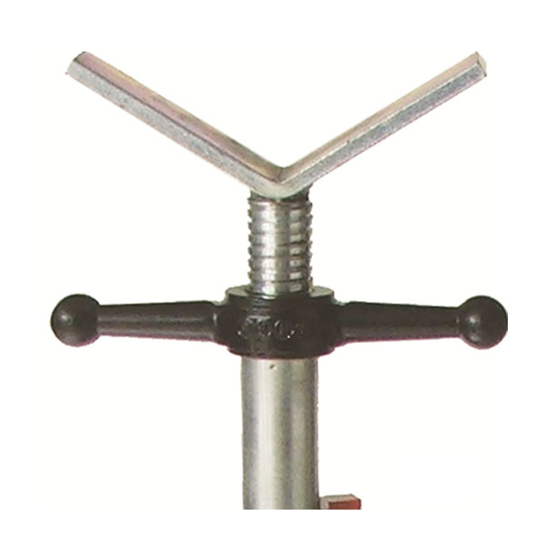 Pipe Stand Vee Head 1/8-12""