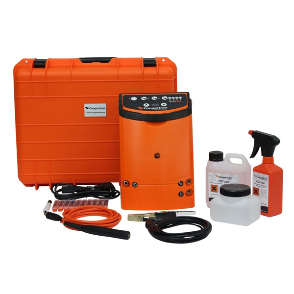 Cougartron ProPlus Weld Cleaner 240v
