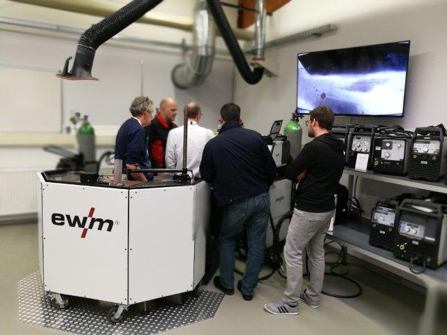 EWM Welding Machines