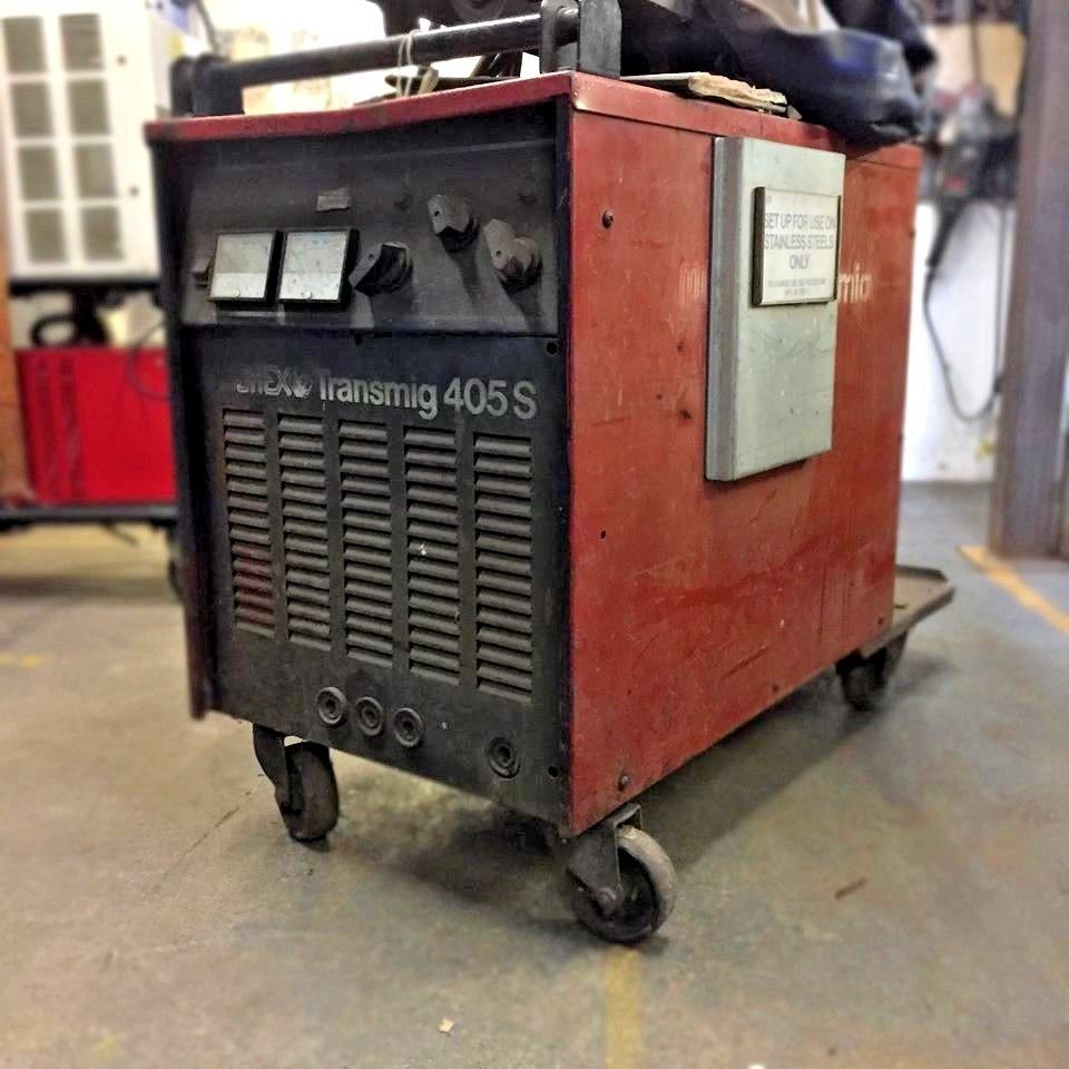MUREX TRANSMIG 405S AIR COOLED MIG WELDING PACKAGE