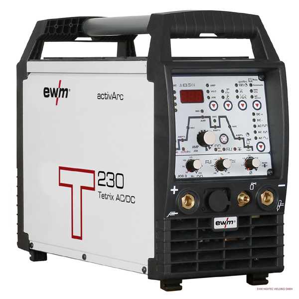 EWM Tetrix 230 AC/DC Tig Welding Machine