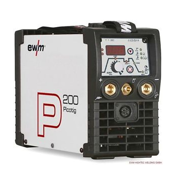 EWM Picotig 200 Multi Voltage Tig Welding Machine