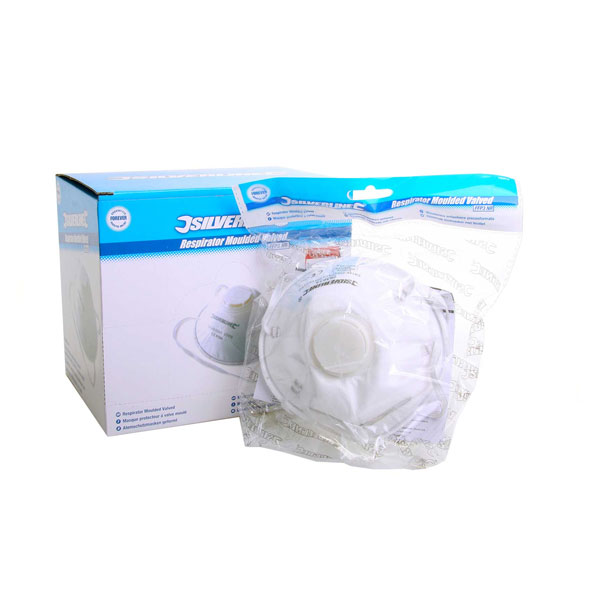 FFP3 Dust Mask Box of 10