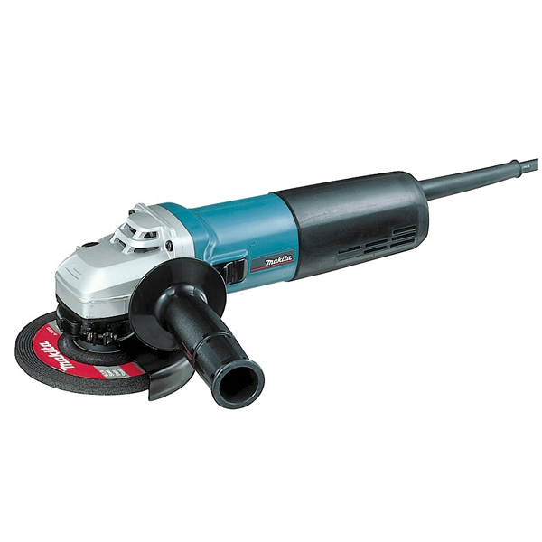 Makita Angle Grinder 9557NB 115mm 110V 840W