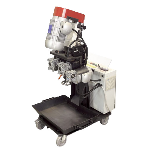 MULTIEDGE PLATE BEVELLING MACHINE 6-60mm