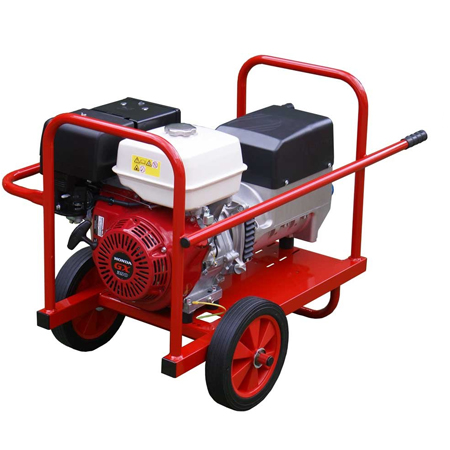 Welder Generator 200A with Honda Engine