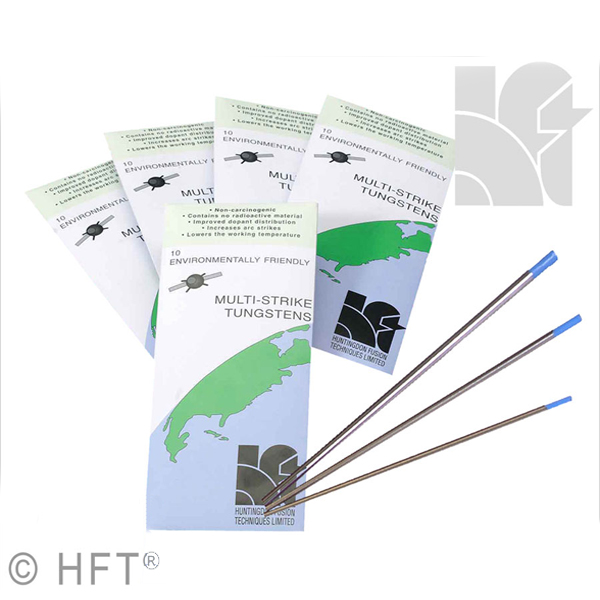 HFT Multistike Tungstens 1.6mm Packet of 10