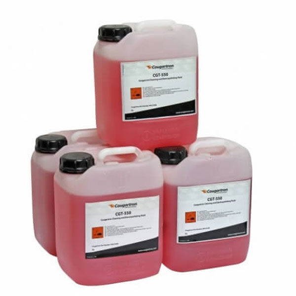 Cougartron CGT-550 Clean and Polish Fluid 5L