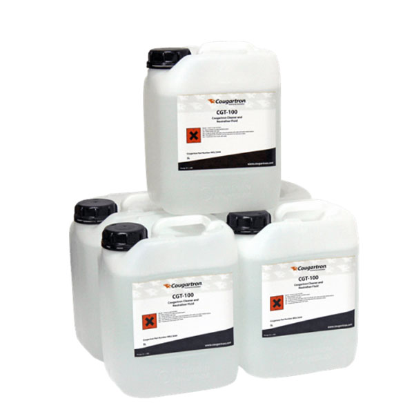 Cougartron CGT-100 Finish and Neutralise Fluid 5L