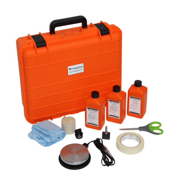 COUGARTRON PROPLUS ETCHING KIT includes st/st and alum etching fluid,